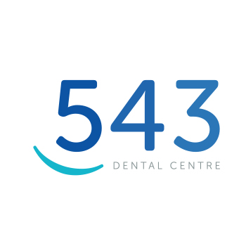 543 Dental Centre Logo