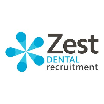 Zest Dental Recruitment Logo